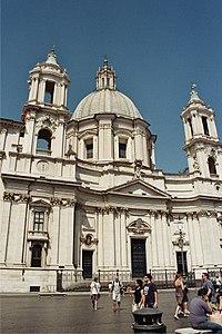 Roma s Agnese in Agone 2011-08-07.jpg