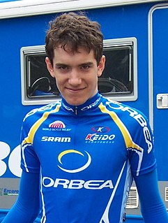 Romain Sicard Racing cyclist