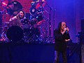 Ronnie James Dio HAH Katowice and Vinny Appice.jpg