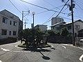 Rotary near Kashiihama Crossroads.jpg