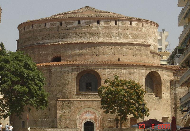 800px Rotonta Thessaloniki Η Ροτόντα του Καίσαρα Γαλέριου στην Θεσσαλονίκη