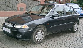 Rover 214 front 20071206.jpg