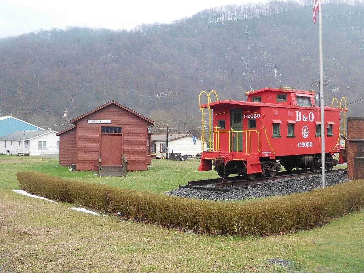 Rowlesburg, West Virginia - Wikipedia