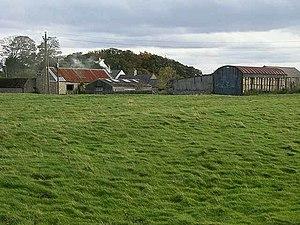 Vindobala - Site of Vindobala at Rudchester Farm