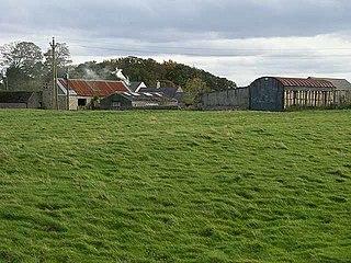Vindobala Ancient Roman fort at Northumberland, England
