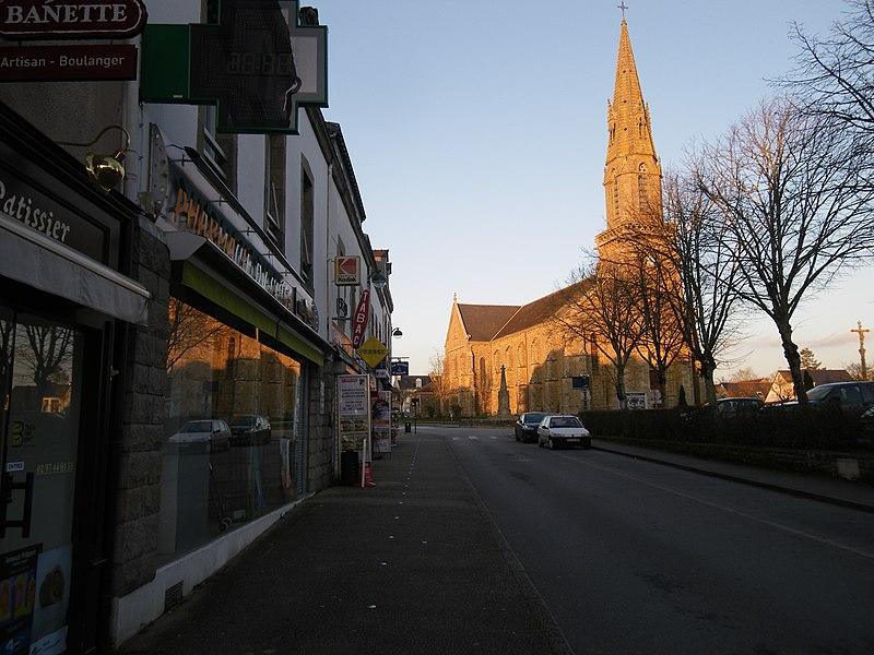 Rue de arradon