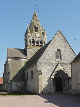 Image illustrative de l'article Église Notre-Dame-et-Saint-Rieul de Rully