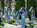 Rumunia, Sapanta, Wesoły Cmentarz(Aw58)9.JPG