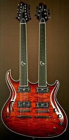 elektrisk guitar stemmer