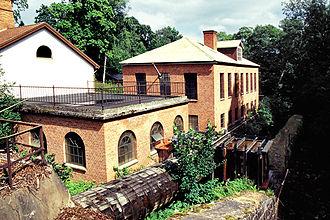 Mullsjö Municipality - Ryfors Ironworks