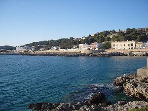 Salento - Santa Maria al Bagno seaside.