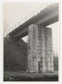 SBB Historic - 110 189 - Bei Wanzwil, Oenzbrücke, Pfeiler und Widerlager .tif