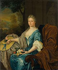 Maria Clara van der Hagen (1703-1765)