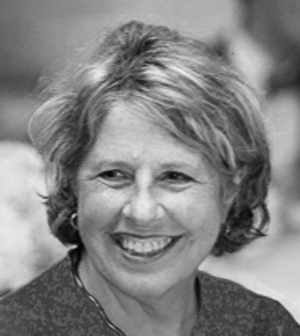 Suzanne Blier - Image: S Blier BW