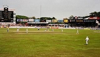 Singhalese Sports Club Cricket Ground Cricket ground in Sri Lanka
