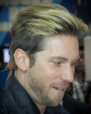 Batman: Arkham Origins - Image: SDCC13 Troy Baker
