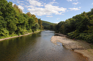 Smithfield Township, Monroe County, Pennsylvania - The Shawnee-Minisink Site