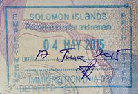 SOLOMON ISLANDS ENTRY STAMP.JPG