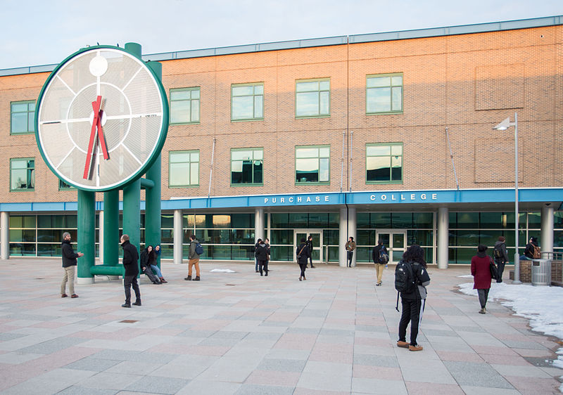 File:SUNY Purchase College.jpg Description English: Photograph of Student Services at SUNY Purchase College Deutsch: Foto des Studentenwerks am SUNY Purchase College Date5 March 2014 SourceOwn work AuthorRschaming Camera location41° 02′ 57.13″ N, 73° 42′ 08.64″ W  Heading=67.5° Kartographer map based on OpenStreetMap.View this and other nearby images on: OpenStreetMap