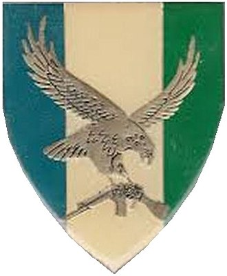 101 Battalion (South Africa) - SWATF 101 Battalion Recon/Romeo Mike Wing emblem