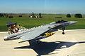 Saab JAS-39 Gripen of the Czech Air Force (1).jpg