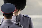 Sacrifice honoured at National Act of Remembrance MOD 45163218.jpg