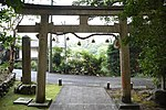 Saguriten-Shrine in Iwayama, Ujitawara, Kyoto July 6, 2018 22.jpg