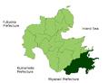Saiki in Oita Prefecture.png