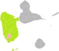Saint-Claude (Guadeloupe) dans son Arrondissement.png