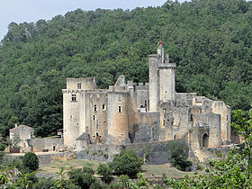 Image illustrative de l'article Château de Bonaguil