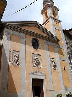 Saint-Martin-Vésubie - Chapelle des Pénitents Blancs -1.JPG