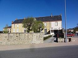 Saint-Maurice-près-Pionsat (Puy-de-Dôme) mairie.JPG