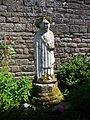 Saint-Nolff - statue St Jacques.JPG