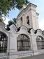 Saint Anne church in Lubartów - belfry - 03.jpg