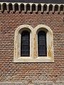 Saint Anthony of Padua Chapel, twin window, 2017 Lébény.jpg