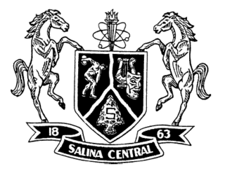Salina High School Central High school in Salina, Kansas, United States