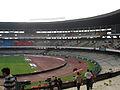 Salt Lake Stadium ( Yuba Bharati Krirangan ) Kolkata India - FC Bayern Munich Mohun Bagan Oliver Kahn 67.jpg