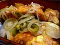 Salt cod with peppers, onions and potatoes (8968848949).jpg