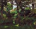 Samuel Isham - Wooded Landscape - 1915.1.1 - Smithsonian American Art Museum.jpg