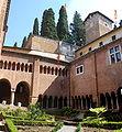 San Lorenzo fuori le mura - chiostro 00295-8st.JPG