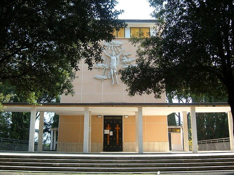 Fil: San Michele Arcangelo al Flaminio 02.jpg