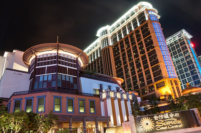 Hotels and casinos in Macau