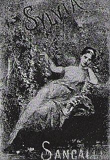 <i>Sylvia</i> (ballet) 1876 ballet