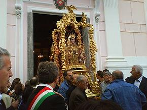 Processione di Santa Restituta a Lacco Ameno (NA), 17 maggio