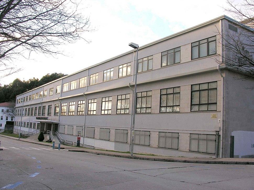Santiago Facultade farmacia 060305 70