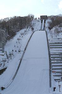 Sapporo Ski Jumping Tower Feb07.JPG
