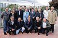 Saque de honor del II Torneo de Fútbol Cadete Villa de Alalpardo que homenajea a Vicente del Bosque (34038405890).jpg