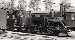 Adolf Klose - The Klose drive was widely used on Yugoslavia's narrow gauge railways.