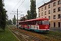 Sarajevo Tram-206 Line-4 2011-10-22 (2).jpg