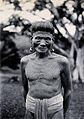 Sarawak; a Ukit tribesman. Photograph. Wellcome V0037429.jpg